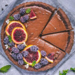 Creamy Chocolate Tart